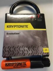 Oranje Kryptonite Evolution STD Fietsslot