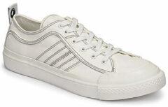 Witte Lage Sneakers Diesel TAORMINY