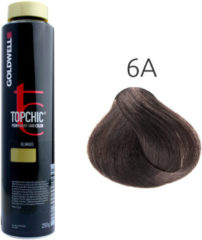 Goldwell - Topchic Depot Bus - 6-A Donker Asblond - 250 ml