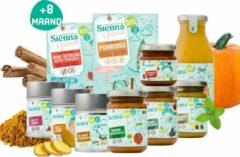 Sienna & Friends S&F - BIO - Discovery Pack voor baby's - Begin voedseldiversificatie - 6m+
