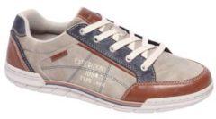 Grijze VanHaren Memphis One sneakers