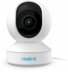 Witte Reolink E1 Zoom Binnen IP Camera - 5MP - Draaibaar - Optische zoom