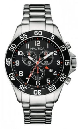Afbeelding van Nautica NAI17509G Heren Horloge