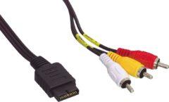 Zwarte Kabeldirect PSX kabel 1,50 m