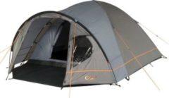 Portal Camping-Zelt Zeta 3 Kuppelzelt mit Schlafkabine für 3 Personen Outdoor Familienzelt mit Vorraum, Dauerbelüftung, Bodenplane, wasserdicht mit 40