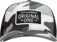 TaylorMade Original One Trucker Golf Cap 2021 - Camo