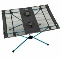Helinox - Table One - Campingtafels maat 60 x 40 x 39 cm zwart/blauw