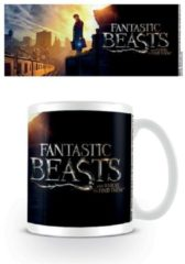 Witte Warner Bros. Entertainment Fantastic Beasts And Where To Find Them Fantastic Beasts Dusk - Mok
