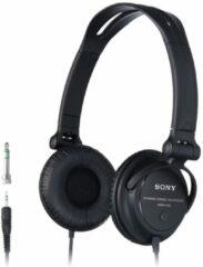 Sony MDR-V150 Hoofdtelefoon Zwart