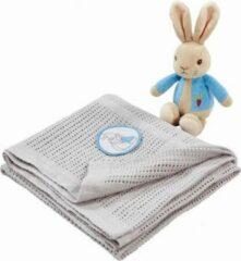 Witte Rainbow Designs Ltd Peter Rabbit Soft Toy Blanket Set