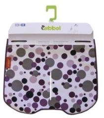 Paarse Qibbel Q714 - Stylingset Windscherm - Dots Purple
