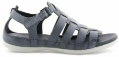 Blauwe Sandalen ECCO Flash
