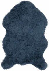 Vloerkleed Robin Webschatz Donkerblauw
