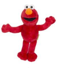 Rode Sesamstraat pluche knuffel Elmo 63 cm speelgoed - Sesamstraat figuren cartoon knuffels voor kinderen