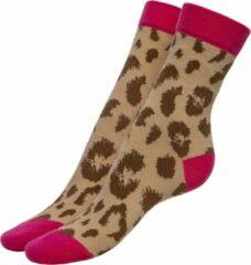 Fuchsia Fiore Pretty wild sokken 38/42