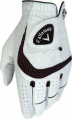 Witte Callaway Syntech handschoen (links) - Dames medium