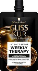 Gliss Kur Gliss Kur Ultimate Repair Haarmasker (50ml)