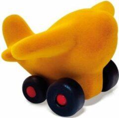 Vliegtuig - The little Takota - Geel - Rubbabu