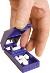Donkerblauwe Almepro Pillensplijter