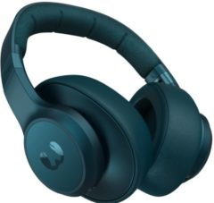 Fresh n Rebel Fresh 'n Rebel Clam ANC - Draadloze over-ear koptelefoon met Active Noise Cancelling - Blauw