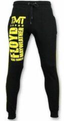 Zwarte Trainingsbroek Local Fanatic Trainingsbroek Floyd Mayweather Sweatpants