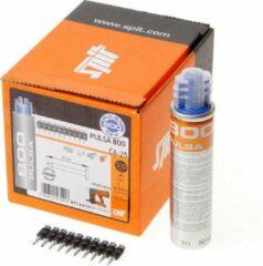 Spit pulsa nagel C 6 x 25mm + gas p800