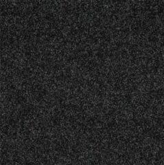 Antraciet-grijze Van Heugten Tapijttegels INCA antraciet 50x50cm tapijttegel naaldvilt tapijt 5m2 / 20 tegels