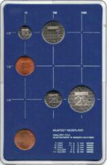 's Rijks Munt Nederland Jaarset Munten 1983 FDC