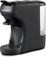 Zwarte Techwood – Koffiecupmachine Multi'Caps