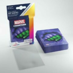 She-Hulk Art Sleeves Gamegenic