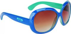 Cool Eyewear Zonnebril Hope Vlinder Dames Cat.3 Blauw (019)