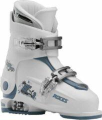 Roces Skischoenen Idea Up Junior Wit/grijsblauw Maat 30-35