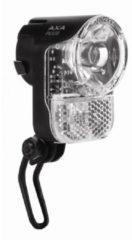 AXA LED Voorlicht Pico-T 30 Lux Auto (Naaf)dynamo Zwart