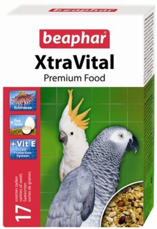 Afbeelding van Beaphar Xtravital Papegaaienvoer - Vogelvoer - 1 kg
