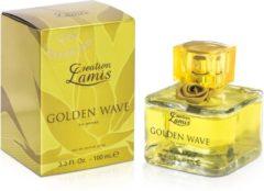 Creation Lamis Golden Wave - Eau de Parfum - 100 ml - luchtje voor vrouwen