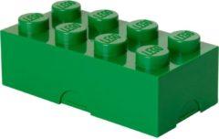 Lego Classic Lunchbox - Brick 8 - Donker groen