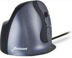 BakkerElkhuizen Evoluent D Mouse L WiFi-muis Kabelgebonden Ergonomisch