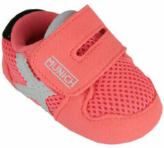 Roze Sneakers Munich Fashion zero 8240031