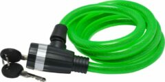 Dresco - Kabelslot - 15 mm - Groen