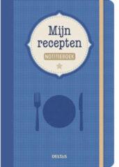 Blauwe Deltas Mijn recepten