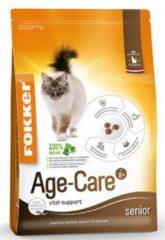 3x Fokker Cat Age Care 2,5 kg