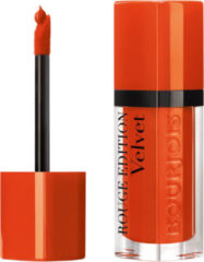 Oranje Bourjois Rouge Edition Velvet Matte Lippenstift - 30 Oranginal