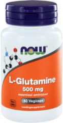 Now Foods Now L-glutamine 500 Mg Trio (3x 60cap)