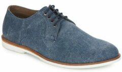 Blauwe Nette schoenen Frank Wright YOUNG