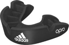 Gebitsbeschermer - Adidas OPRO Gen4 Bronze-Edition - Senior - Zwart