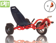 EXIT Triker Pro 100 - rood/zwart