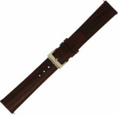 Morellato Morelatto Horlogebandje Snake Bruin 16mm
