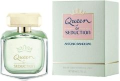 ANTONIO BANDERAS Queen of Seduction Eau De Toilette 80 ml