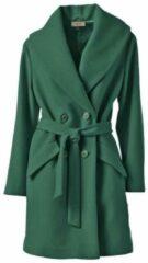 Groene Wollen jasje