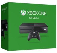 MICROSOFT Xbox One 500 GB HDD nero 5C5-00065